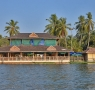 Veli floating restaurant